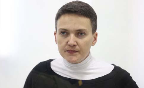 У Савченко сказали, когда она пройдет детектор лжи