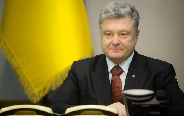 Поведение России преступно, — Порошенко