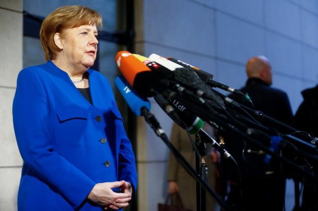 Германия отклонила нанесение военных ударов по Сирии