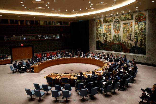 Британия инициирует собрание СБ ООН