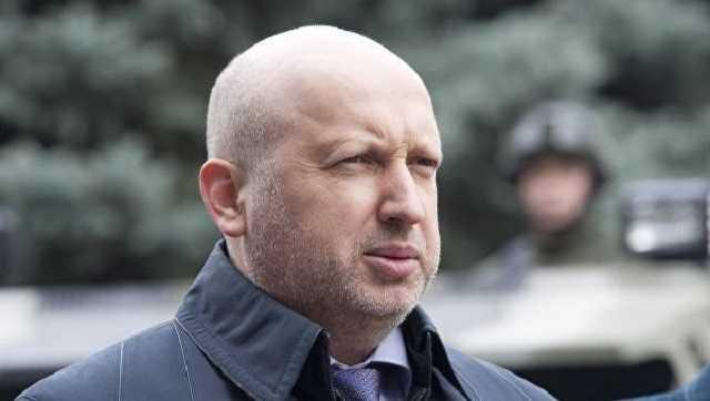 Глава СНБО Александр Турчинов раскритиковал западных партнеров Украины