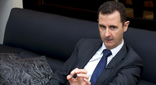 Асада внесли в базу «Миротворца» — из-за Крыма