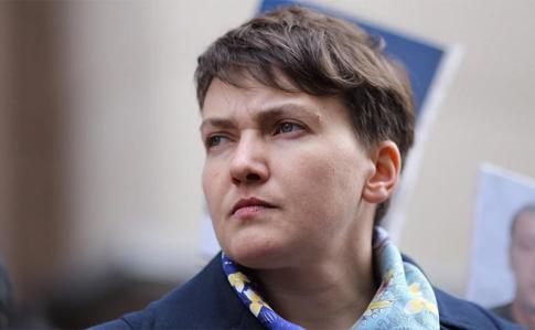 Началась очередная голодовка Савченко