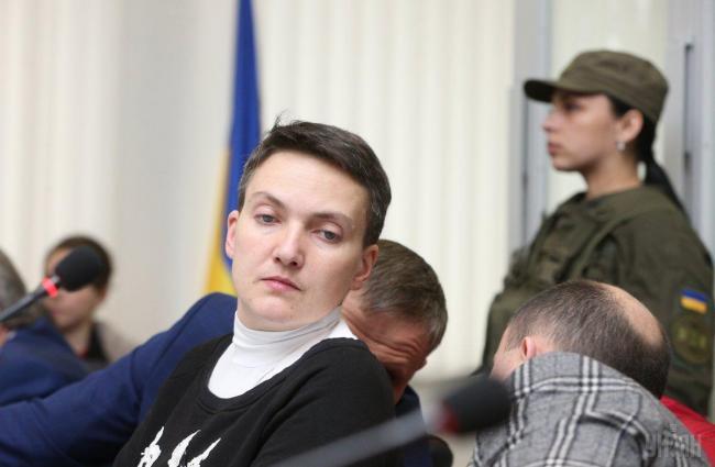 Дело Рубана: Савченко отказывается давать показания