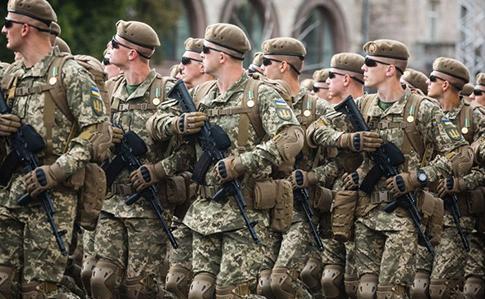 Украинская армия поднялась в рейтинге армий мира