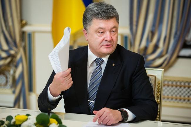 """Переговоры на высшем уровне: Порошенко провел """"тайную встречу"""" с правительством"""