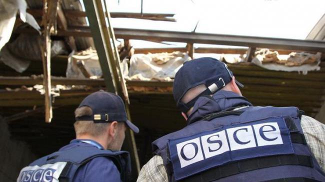 В ОБСЕ заявляют об эскалации конфликта на Востоке Украины