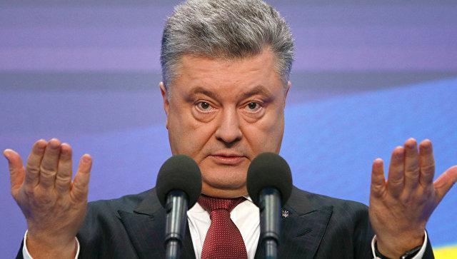 Порошенко заявил, что процедуры для предоставления автокефалии УПЦ уже начались
