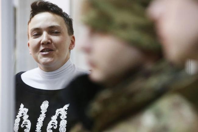 Суд отказал в аресте личного имущества Савченко