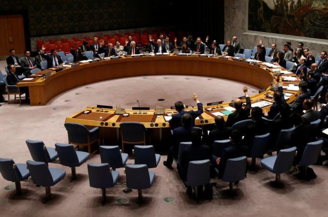 Запад сможет обойти право вето РФ в ООН