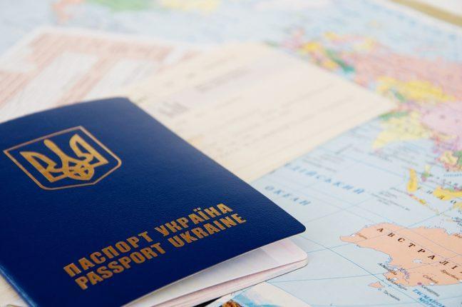 Безвизом воспользовались уже почти полмиллиона граждан Украины, — Слободян