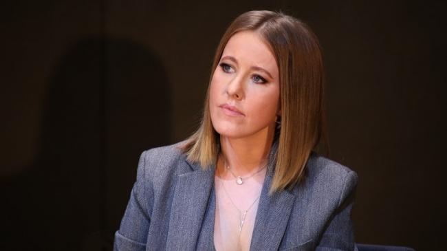 Собчак заявила, что не собирается в Крым