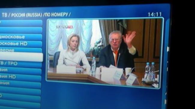 СБУ заблокировала в Киеве ретрансляцию российских пропагандистских телеканалов