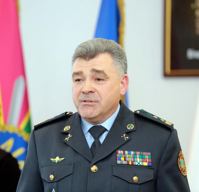Порошенко присвоил звание генерал-полковника главе Госпогранслужбы Цигикалу