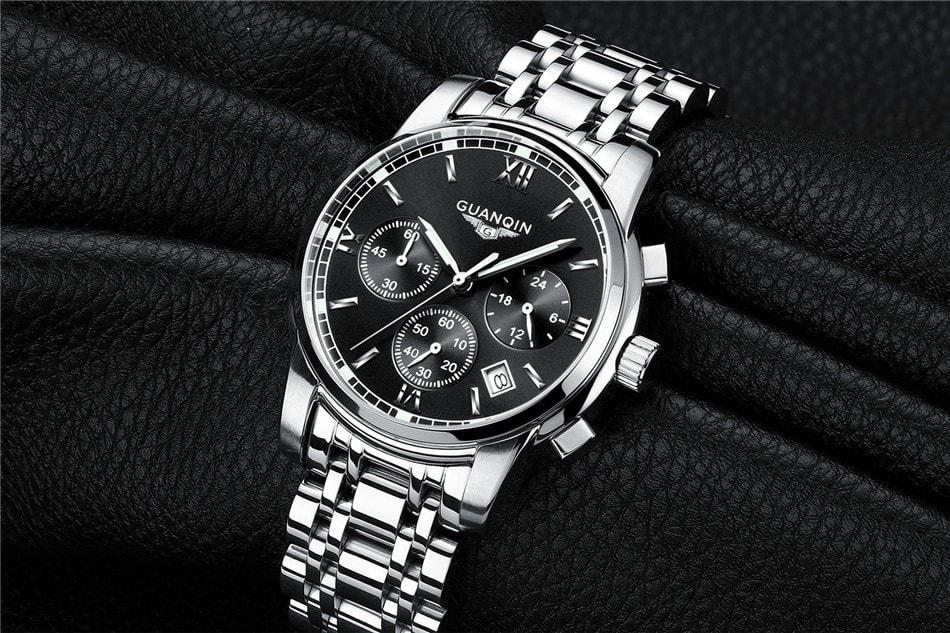 Где найти стильные мужские часы?