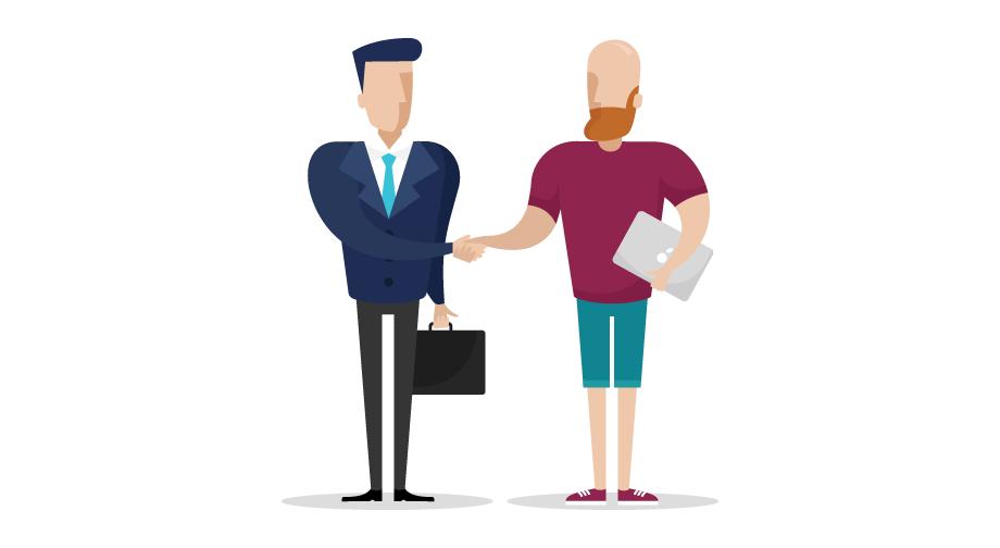 Метод привлечения потенциальных клиентов