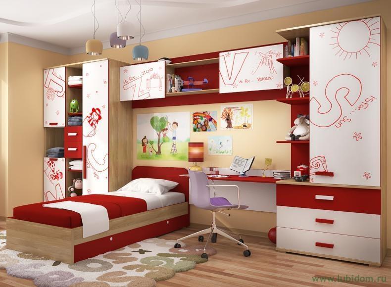 Меблі для дітей: особливості та вимоги