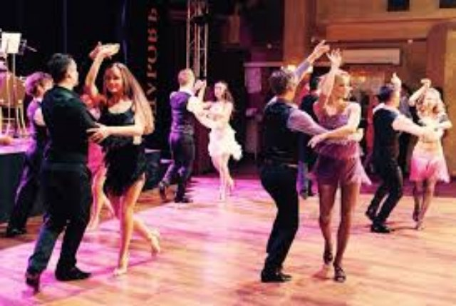 Танцуй сальсу – отдохни душой