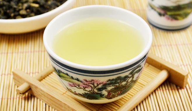 Зеленый чай Улун – фаворит среди зеленых чаев