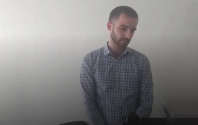 Представители ГПУ отобрали у адвоката генерала Гриняка компьютер