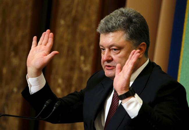 """Президент Украины хочет наказать """"представителей отдельных партий"""" за подкуп избирателей"""