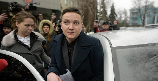 """В прокуратуре сообщили новые подробности  о расследовании """"дела Савченко"""""""