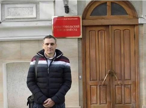 В оккупированном Крыму украинского активиста Мовенко приговорили к 2 годам заключения