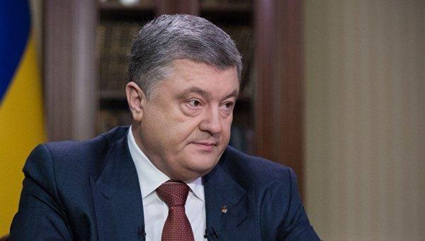 Половина оккупантов на Донбассе являются гражданами России, - Порошенко