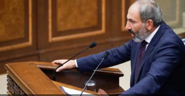 Премьер-министром Армении стал Никол Пашинян