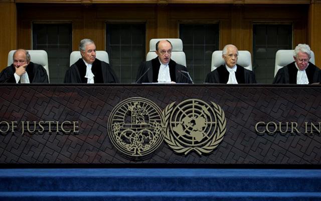 Россия не признает решение суда в Гааге относительно Крыма
