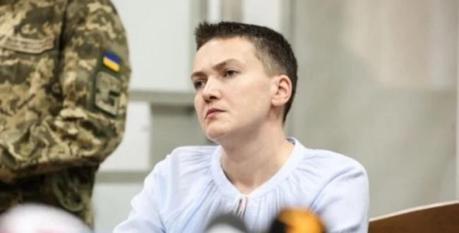 Надежда Савченко останется под арестом, - суд