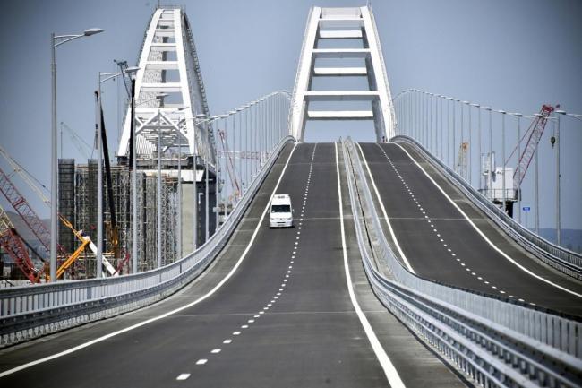 Советник главы МВД Украины прокомментировал скандальное открытие Крымского моста