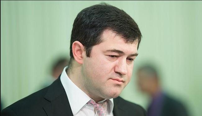 Суд вернул Насирову украинский паспорт