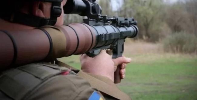 Нацгвардии предоставили современные гранатометы от США