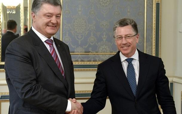 Порошенко одобрил новые санкции против России