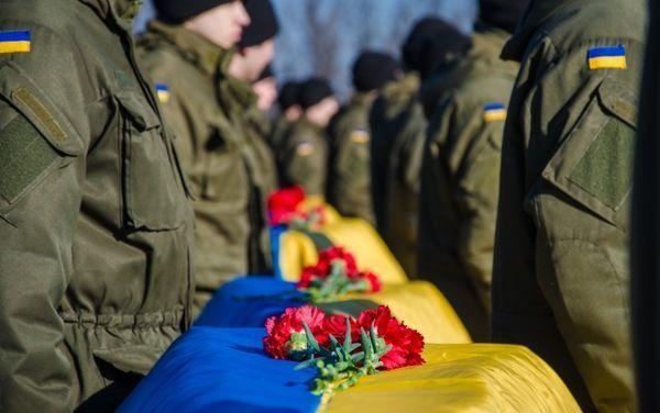 В Киеве будут объявлять траур по погибшим на Донбассе военным-киевлянам
