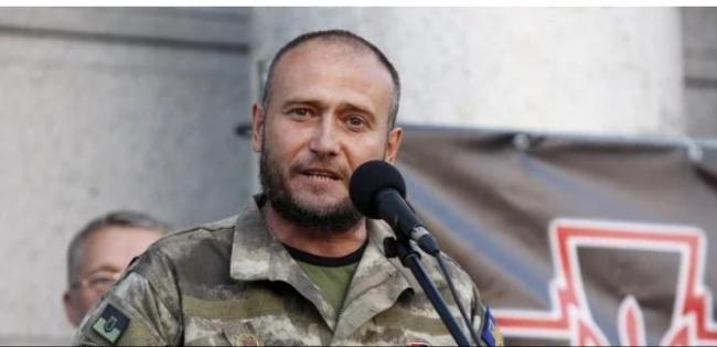 Ярош назвал имена тех, кто ликвидировал главаря боевиков «Мамая» на Донбассе