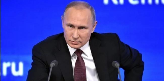Путин удивился задержанию Вышинского