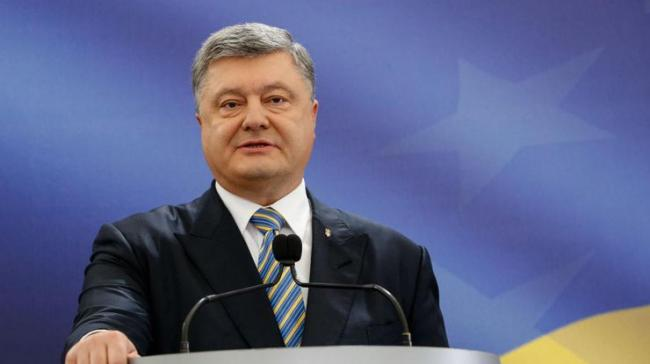 Порошенко объяснил, как РФ оккупировала Донбасс и Крым