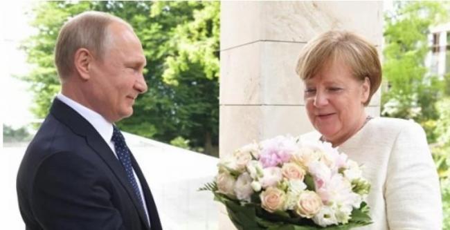 Германии на руку транспортировка газа через Украину