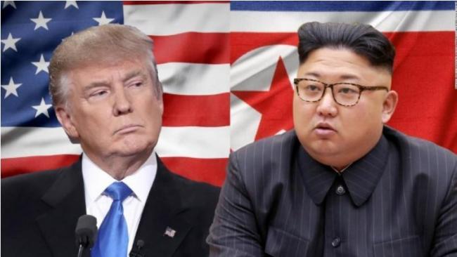 Трамп отказался от намеченной встречи с Ким Чен Ыном