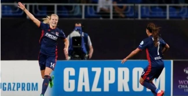 Реклама «Газпрома» будет на НСК «Олимпийский» во время финала Лиги чемпионов