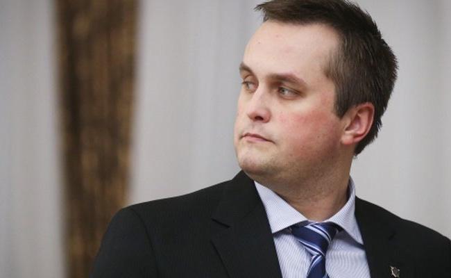 Холодницкий рассказал о делах Охендовского и сына Авакова