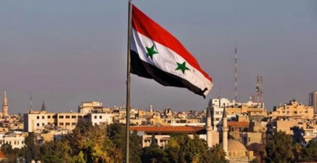 Сирия признала несколько искусственных государств