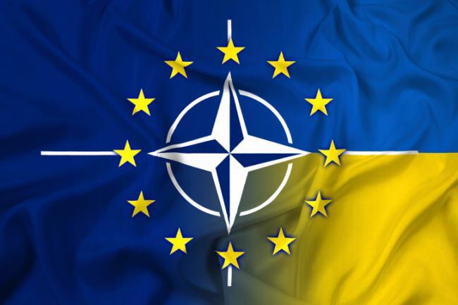 В НАТО не исключают, что Украина станет полноправным членом альянса
