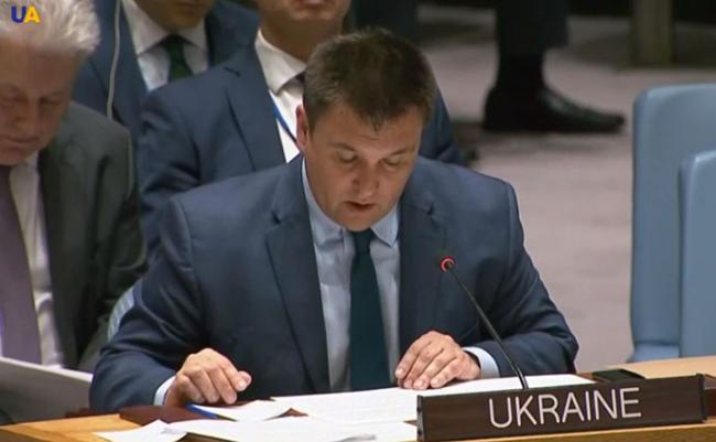Климкин в ООН: Политические убийства это одна из тактик РФ по дестабилизации Украины