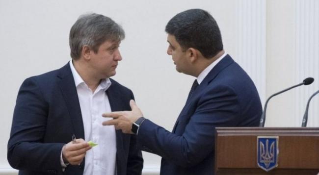 Данилюк пожаловался на Гройсмана G7