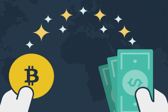Онлайн-обменник цифровой валюты на доллары и наоборот