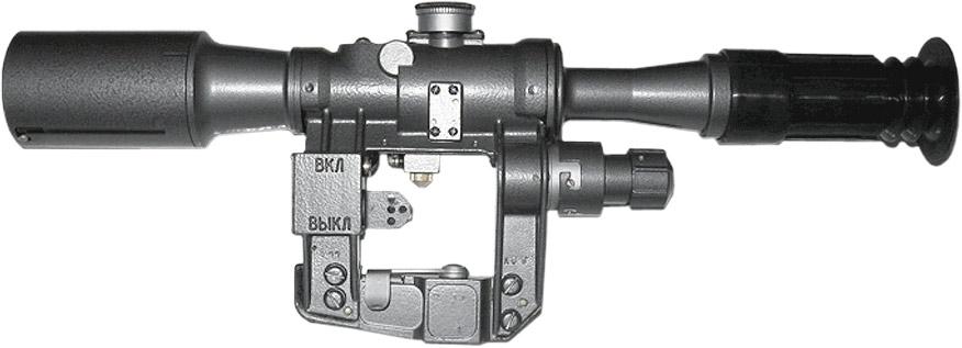 Оптический прицел. Что это? Как работает? Основные характеристики