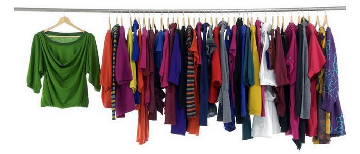 Знаменитая брендовая сток одежда